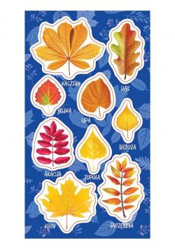Naklejki Jesienne liście