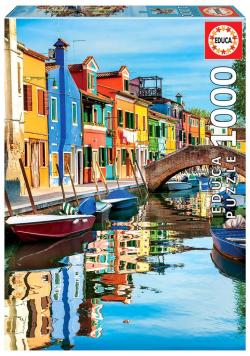 Puzzle 1000 Burano/Włochy G3