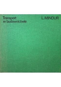 Transport w budownictwie