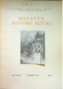 Biuletyn historii sztuki