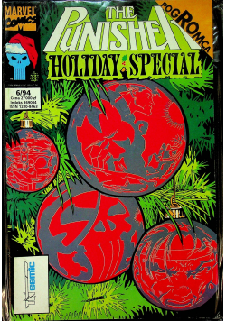 The punisher Holiday Special nr 6
