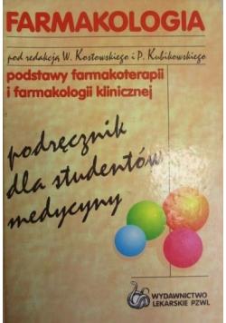 Farmakologia podstawy farmakoterapii i farmakologii klinicznej