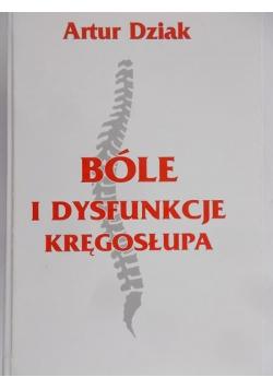 Bóle i dysfunkcje kręgosłupa