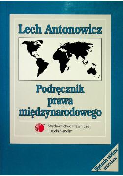Podręcznik prawa międzynarodowego