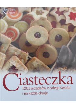 Ciasteczka 1001 przepisów z całego świata i na każdą okazję