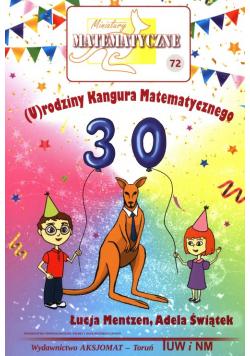 Miniatury matematyczne 72