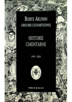 Historie cmentarne 1999 - 2004