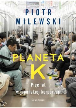 Planeta K. (z autografem)