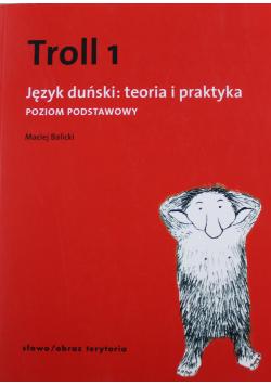 Troll 1 Język duński teoria i praktyka Poziom podstawowy