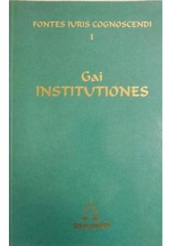 Gai Institutiones