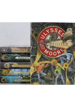 Ulysses Moore 6 książek