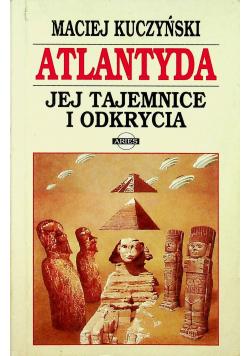 Atlantyda jej tajemnice i odkrycia
