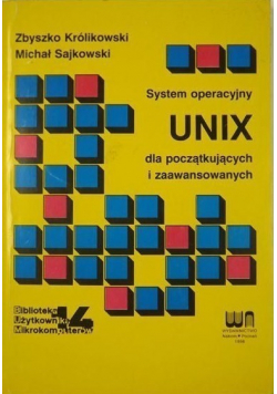 System operacyjny Unix dla początkujących i zaawansowanych