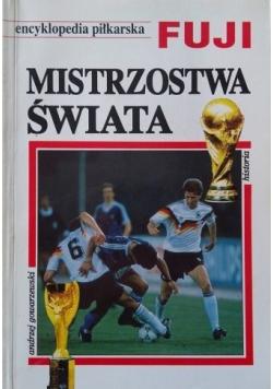 Encyklopedia piłkarska FUJI tom 9 Mistrzostwa świata autograf Gowarzewskiego