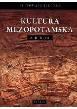 Kultura mezopotamska a Biblia