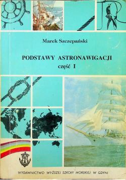 Podstawy Astronawigacji Cz I
