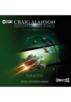 Expeditionary Force T.3 Paradise audiobook