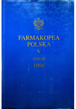 Farmakopea Polska V  tpm III