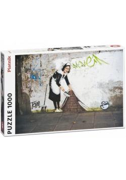 Puzzle 1000 Banksy, Pokojówka PIATNIK