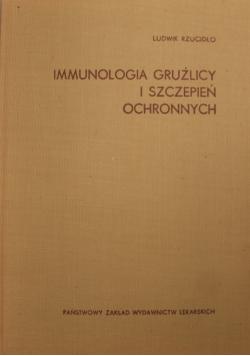 Immunologia gruźlicy i szczepień ochronnych