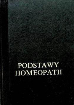 Podstawy homeopatii