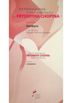 XVII Międzynarodowy konkurs pianistyczny im Fryderyka Chopina