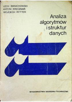 Analiza algorytmów i struktur danych