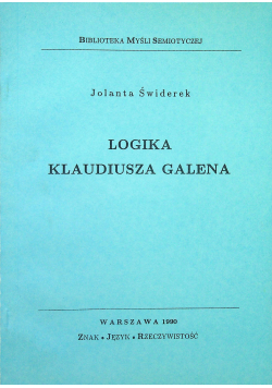 Logika Klaudiusza Galena