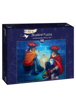 Puzzle 1000 Louis Toffoli, Kupcy, 1975
