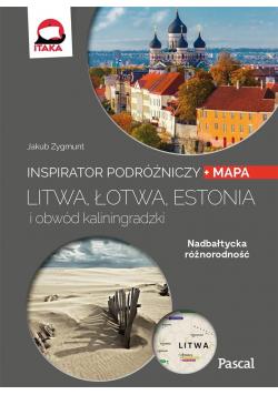 Inspirator podróżniczy Litwa Łotwa Estonia