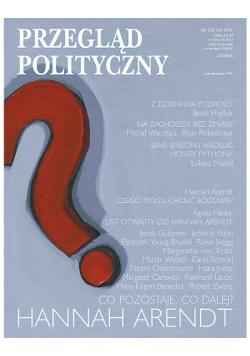 Przegląd polityczny Nr 133 134