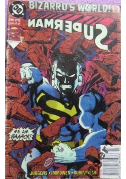 Bizarrds World Superman Nr 9
