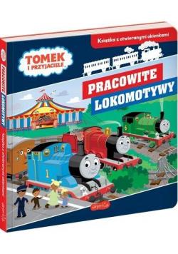 Tomek i przyjaciele. Pracowite lokomotywy