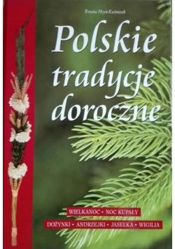 Polskie tradycje doroczne