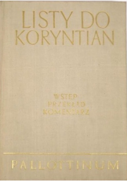 Listy do Koryntian