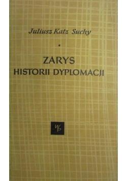 Zarys historii dyplomacji
