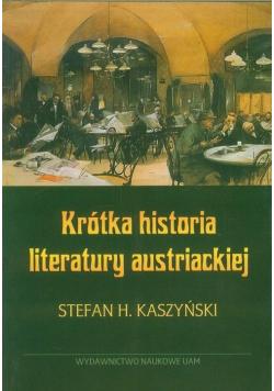 Krótka historia literatury austriackiej