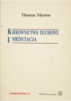 Kierownictwo duchowe i medytacja