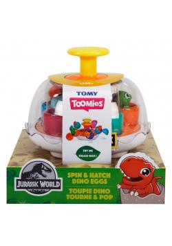 Toomies karuzela z jajkami Jurassic World TOMY
