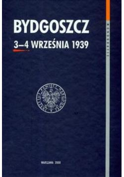 Bydgoszcz 3 - 4 września 1939