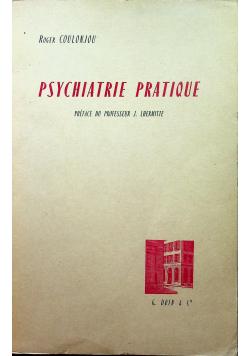 Psychiatrie pratique