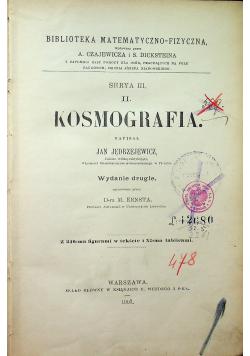 Kosmografia 1907 r