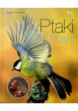 Ptaki Polski Tom 2 plus płyta CD NOWA