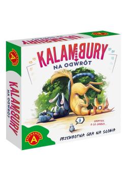 Kalambury na odwrót - Familijne ALEX