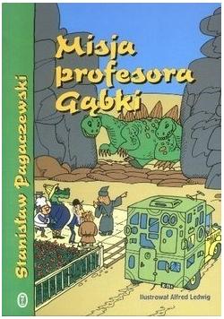 Misja profesora gąbki