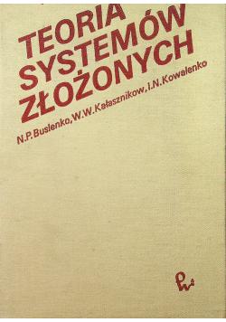 Teoria systemów złożonych