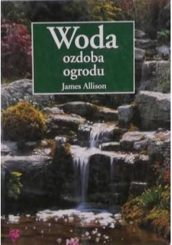 Woda ozdoba ogrodu