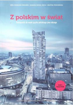 Z polskim w świat. Podręcznik do nauki języka pols