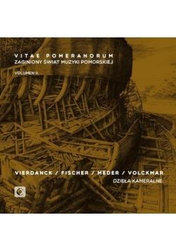 Vitae Pomeranorum zaginiony świat muzyki pomorskiej CD