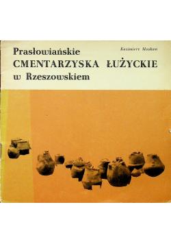 Prasłowiańskie cmentarzysko Łużyckie w Rzeszowskiem